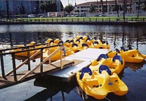 Class of 2004 Paddle Boats 1