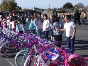Class of 2008 Bike Drive 2